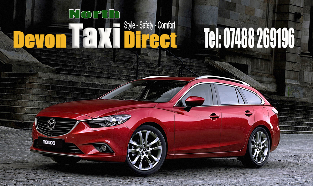 North Devon Direct Taxis - Barnstaple Area Taxi Service